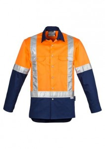 HiViz Safety Shirt Orange
