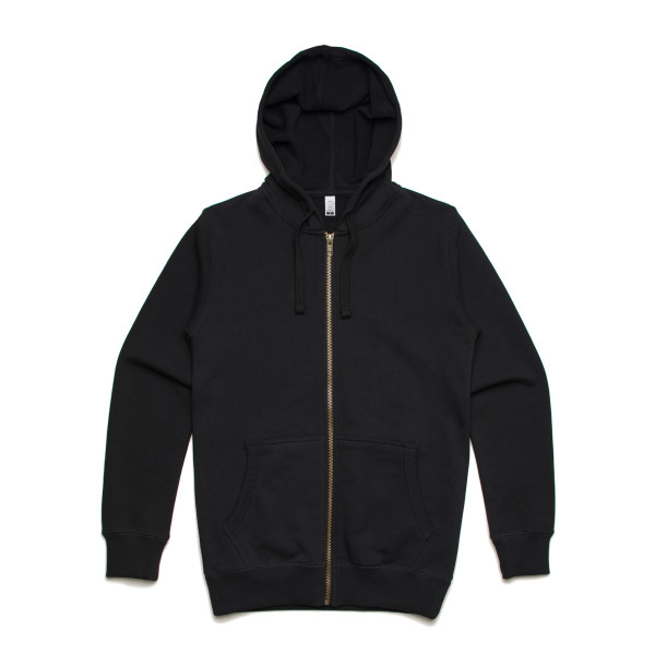 5207_SELECT_ZIP_HOOD_BLACK