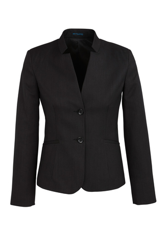 60113_Black_CS_Short_Jacket_Reverse_Lapel
