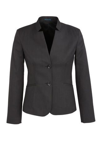 60113_Charcoal_CS_Short_Jacket_Reverse_Lapel