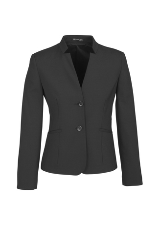 64013_Charcoal_Short_Jacket_with_Reverse_Lapel