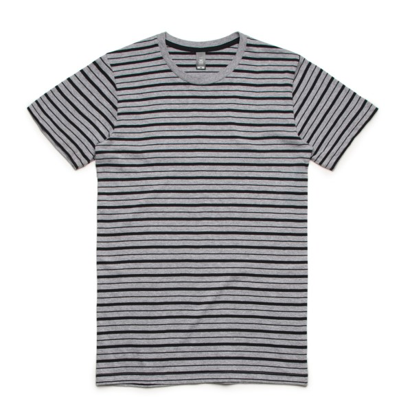 5028_staple_stripe_tee_grey_marle_black_3