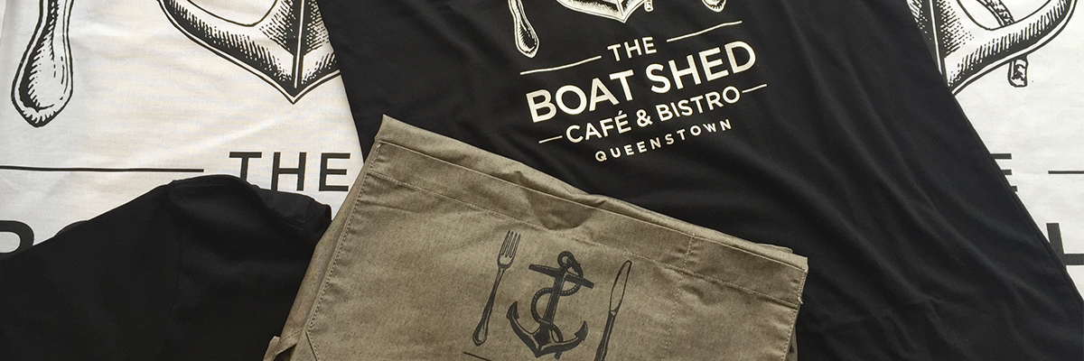 The Boat Shed merchandise