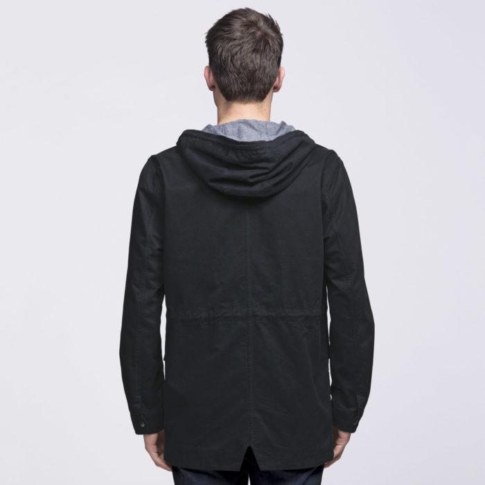 smpli-mens-black-heritage-twill-jacket-back