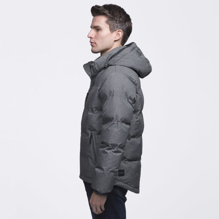 smpli-mens-grey-melange-invert-puffa-jacket-left