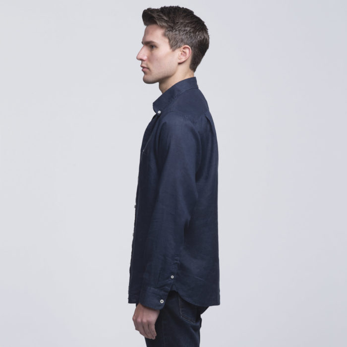 smpli-mens-navy-linen-shirt-left
