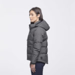 smpli-womens-grey-melange-invert-puffa-jacket-left