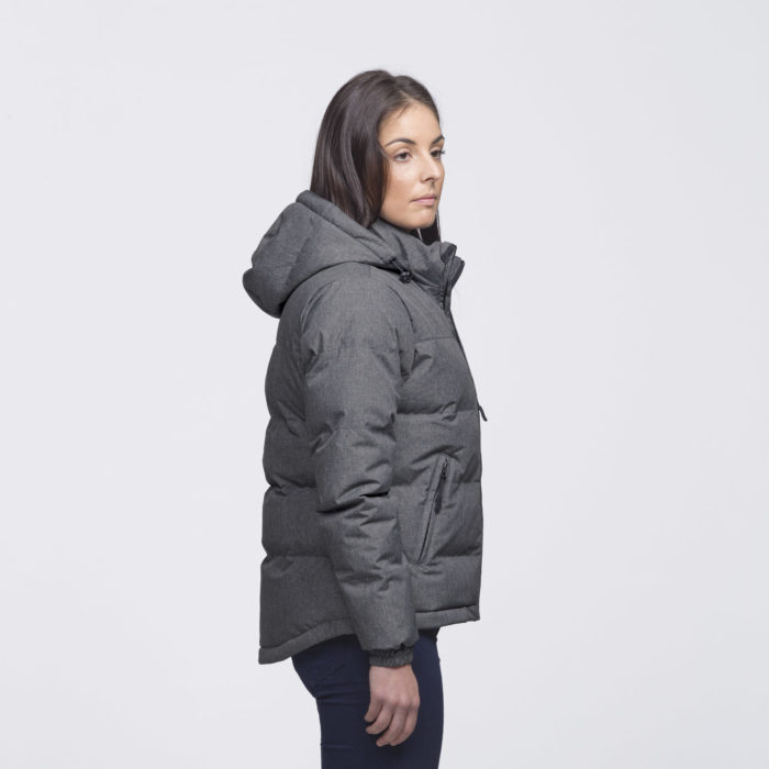 smpli-womens-grey-melange-invert-puffa-jacket-right
