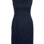 30211_Navy_Sleeveless_Side_Zip_Dress