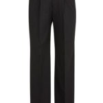 74011_Black_One_Pleat_Pant