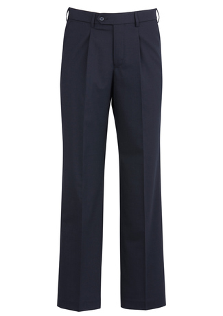 74011_Navy_One_Pleat_Pant