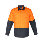 ZW128_OrangeCharcoal_Front_2015