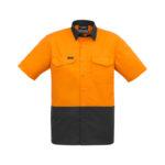 ZW815_OrangeCharcoal_Front