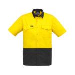 ZW815_YellowCharcoal_Front