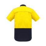ZW815_YellowNavy_Back