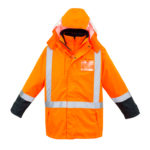 ZJ615_OrangeNavy_JacketVest_Front