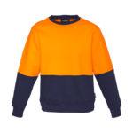 ZT465_OrangeNavy_Front
