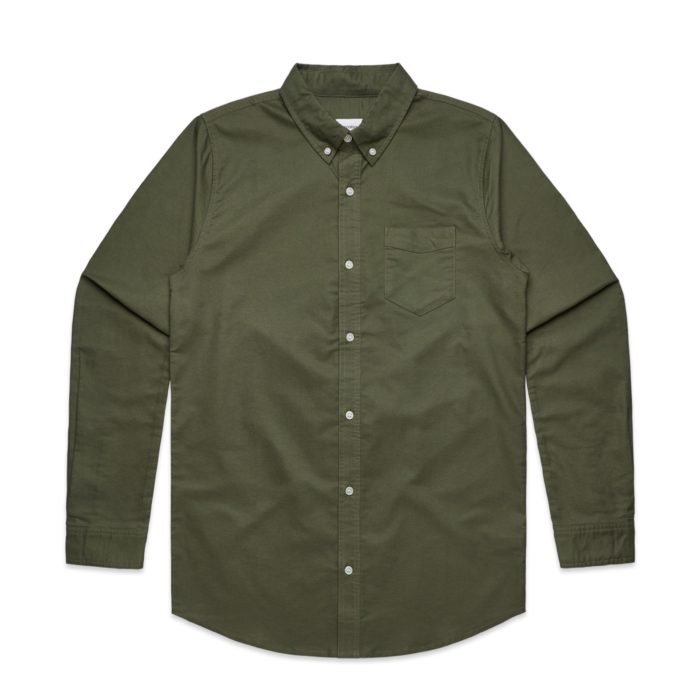 5401_oxford_shirt_army
