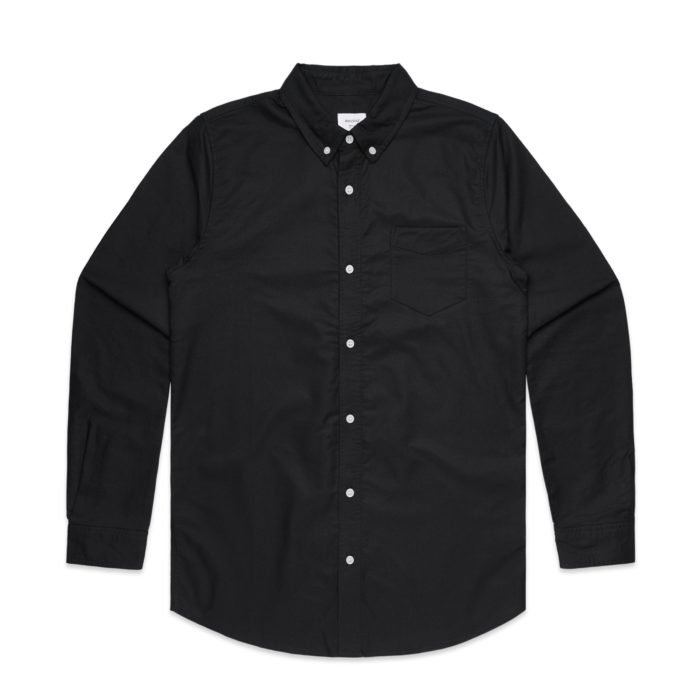 5401_oxford_shirt_black_3
