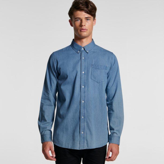 5409_blue_denim_shirt_model_