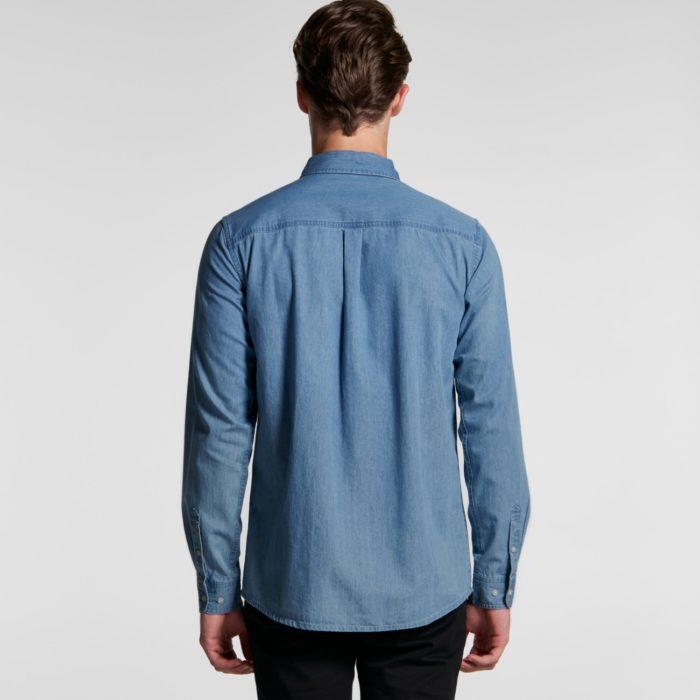5409_blue_denim_shirt_model_4