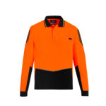ZH310_OrangeBlack_F