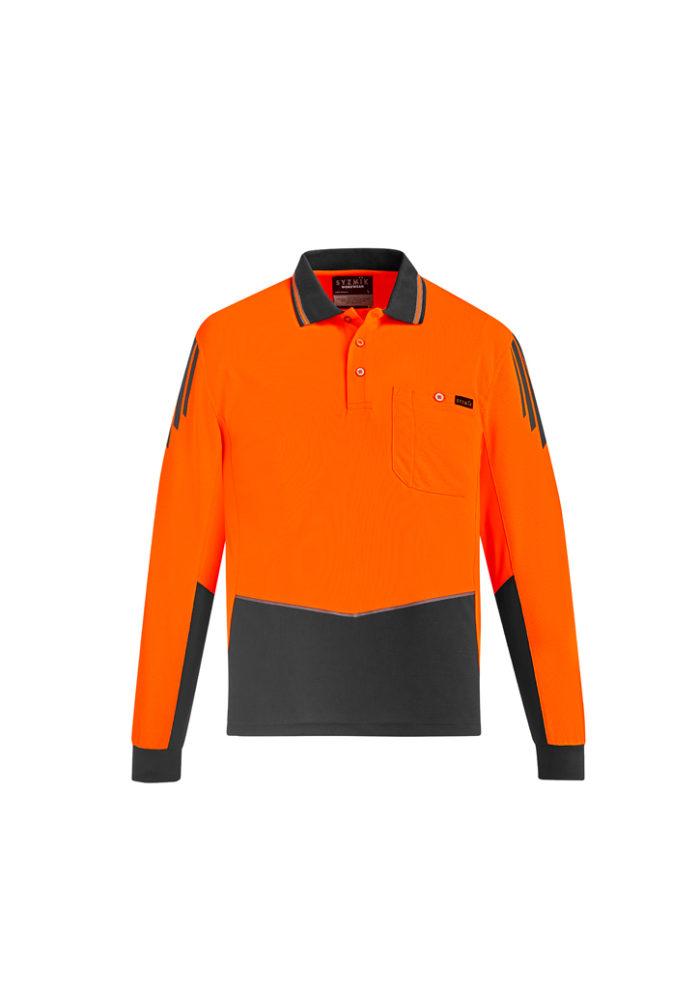 ZH310_OrangeCharcoal_F
