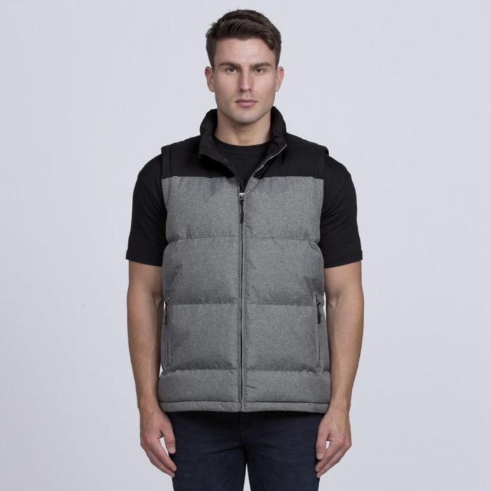 smpli-mens-grey-melange-axle-puffa-vest-front
