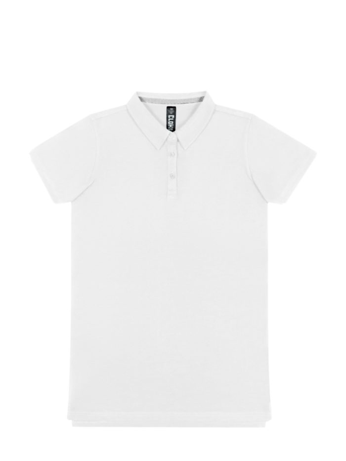 cloke-p425-polo-white-f