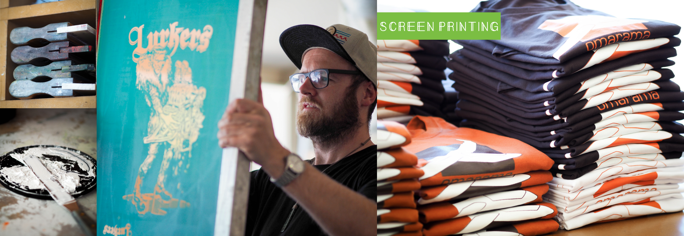 Impact Print - Screen Printing