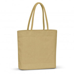 Carrera Jute Tote Bag