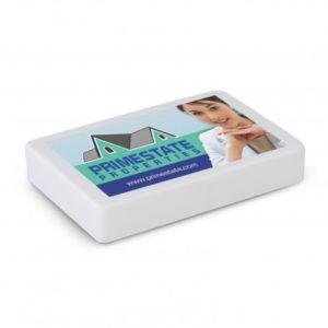 Stress Business Card