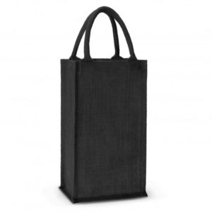 Donato Jute Double Wine Carrier