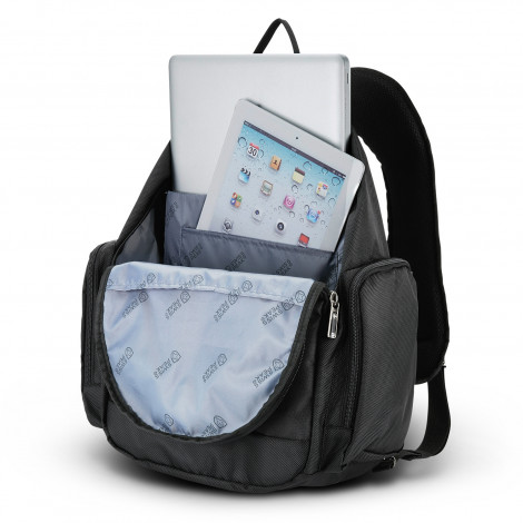 Swiss Peak Sling Laptop Backpack