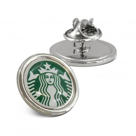 Altura Lapel Pin - Round Small