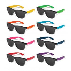 Malibu Premium Sunglasses - Black Frame