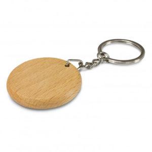 Artisan Key Ring - Round