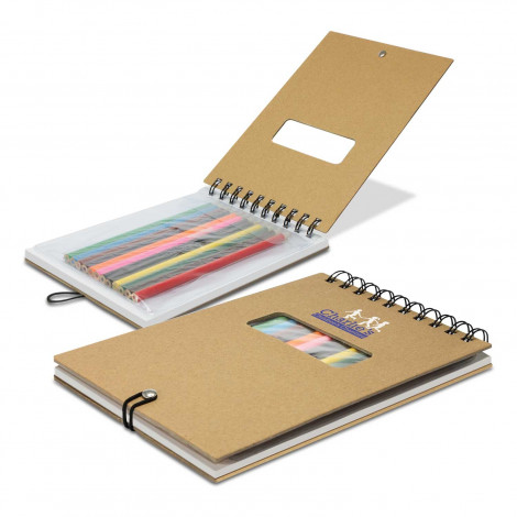 Pictorial Note Pad