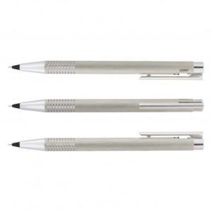 Lamy Logo Pencil - Brushed Steel