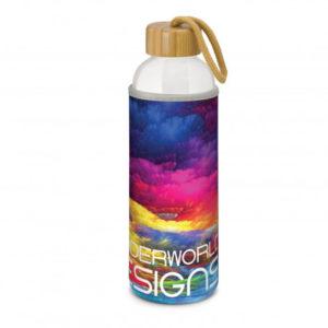 Eden Glass Bottle - Full Colour