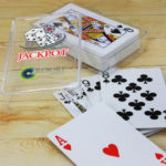 Saloon Playing Cards