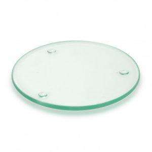 Venice Single Glass Coaster - Round