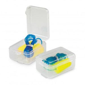Foam Earplugs with Case