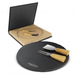 Ashford Slate Cheese Board Set