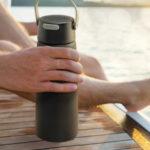 Bluetooth Speaker Vacuum Bottle