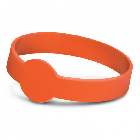 Xtra Silicone Wrist Band - Embossed