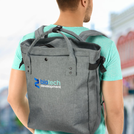 Newport Tote Backpack