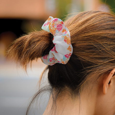 Hair Scrunchie - Set of 2