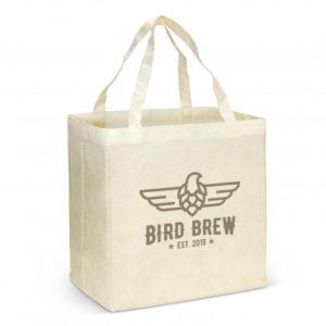 City Shopper Natural Look Tote Bag