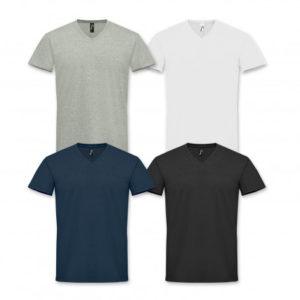 SOLS Imperial Mens V Neck T-Shirt